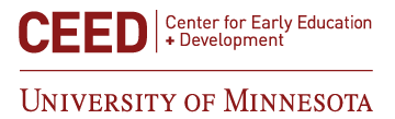 UMN Center for Early Childhood Development