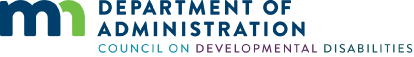 MN Governor's Council on Developmental Disabilities logo